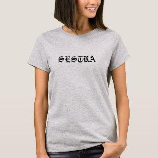 Sestra Orphan Black fan shirt