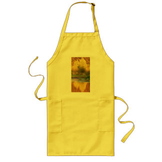 Set Ablaze Outdoor Photography Products Aprons