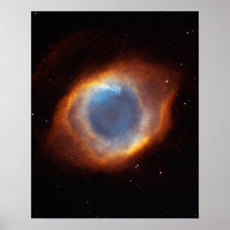 Set Dressing - Helix Nebula Print