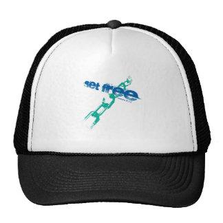 Set Free Mesh Hats