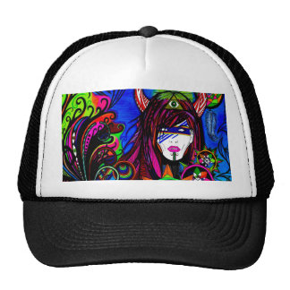 set free trucker hat