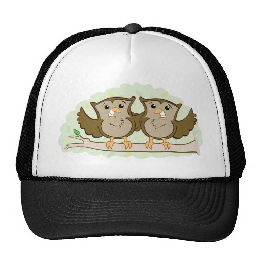 Set of Hooters Hats