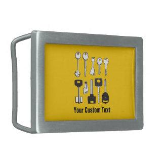 Set of Keys Belt Buckle