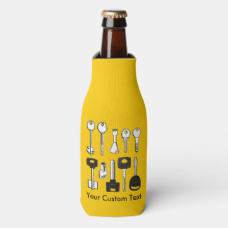 Set of Keys Bottle Cooler