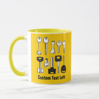 Set of Keys Mug