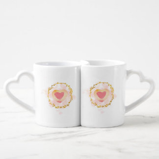 Set of mugs to share with your favorite someone