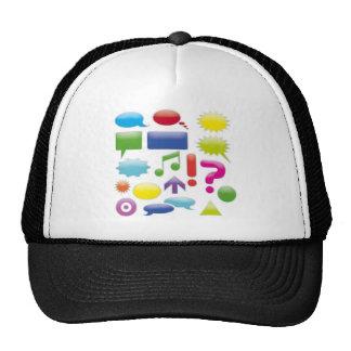 Set of Symbols Cap