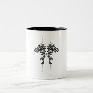 Set of Twin Curves on a Coffee Mug