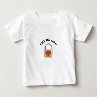 set on god baby T-Shirt