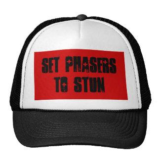 Set Phasers To Stun Cap