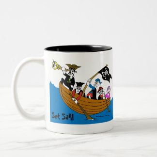 Set Sail! Coffee Mug