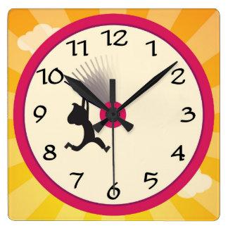 Set the clock back wall clock