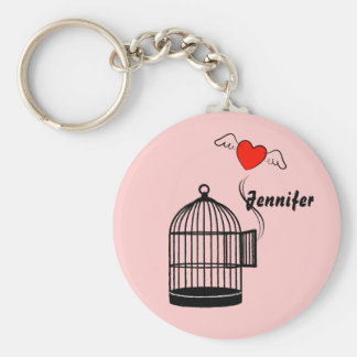 Set your heart free 2 key ring