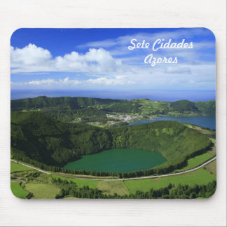 Sete Cidades - Azores Mouse Pad