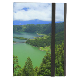 Sete Cidades lakes Cover For iPad Air
