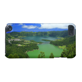 Sete Cidades lakes iPod Touch (5th Generation) Covers