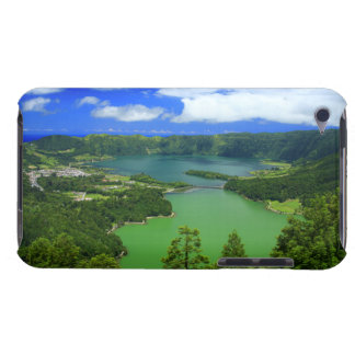 Sete Cidades lakes iPod Touch Cover