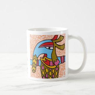 Seth (Egyptian God) Basic White Mug