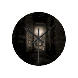 Seti I Temple Abydos 2 Round Clock