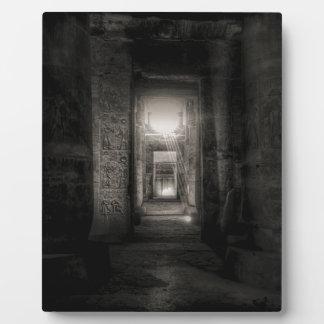 Seti I Temple Abydos Plaque