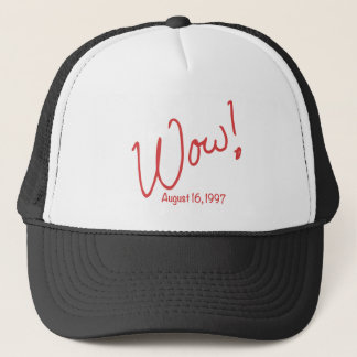 SETI WOW SIGNAL HAT
