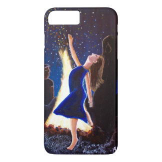 Setting on Fire Phone Case