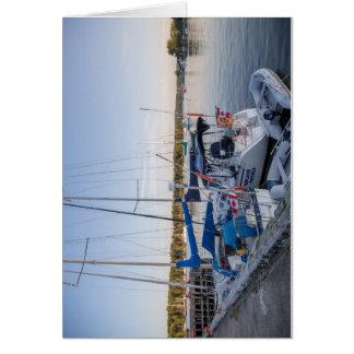 Setting Sail Card