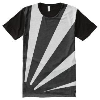 Setting Sun All-Over Print T-Shirt