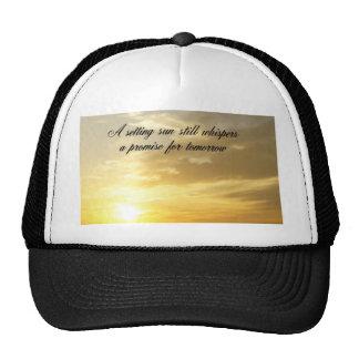 Setting Sun Hat