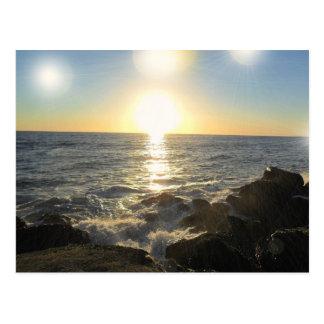 Setting Suns Postcard