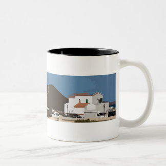 Settlement drinking container Two-Tone mug