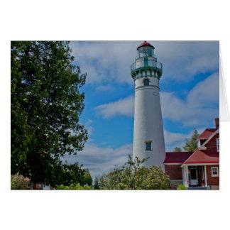 Seul Choix Point Lighthouse Card