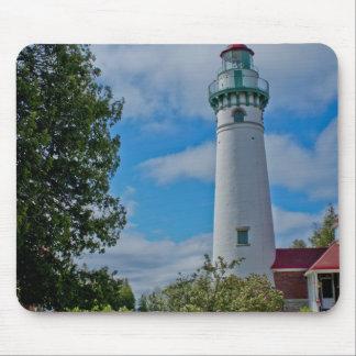 Seul Choix Point Lighthouse Mouse Pad