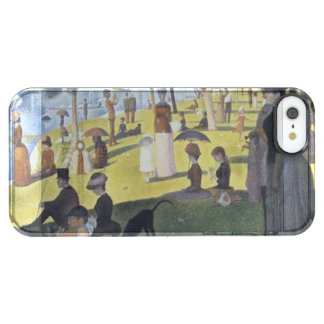 Seurat Clear iPhone SE/5/5s Case
