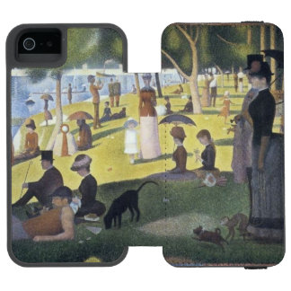 Seurat Incipio Watson™ iPhone 5 Wallet Case
