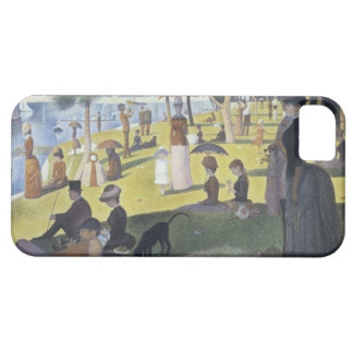 Seurat iPhone 5 Case