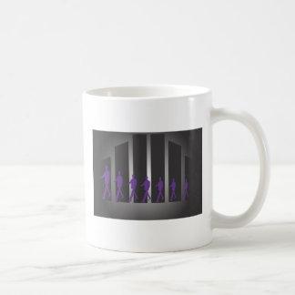 Seven Businesses Men Basic White Mug