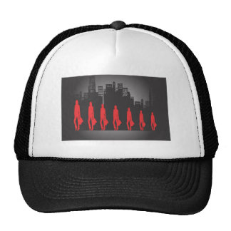 Seven Businesses Women Cap