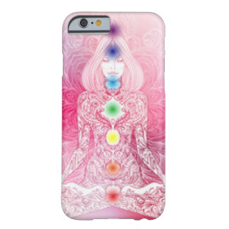 Seven Chakras Pink Lady Barely There iPhone 6 Case