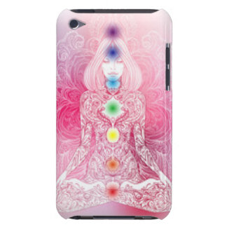 Seven Chakras Pink Lady Barely There iPod Cover