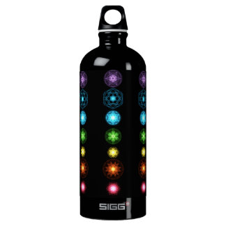 Seven Chakras Water Bottle