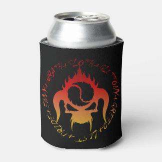 Seven deadly sins beer cooler