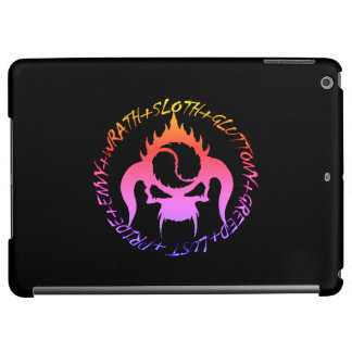 Seven deadly sins Case Savvy I-Pad Case