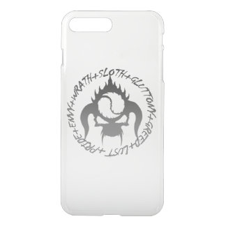 Seven deadly sins Clearly Deflector Case