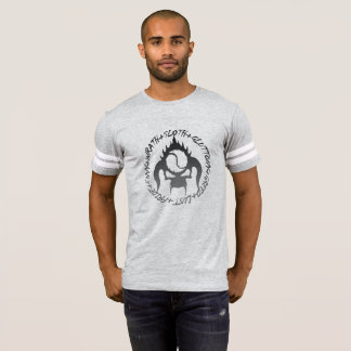 Seven deadly sins Men's Football T-Shirt