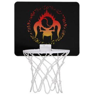 Seven deadly sins mini basket ball hoop