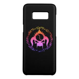 Seven deadly sins Samsung Barely There Phone case