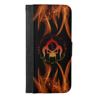 Seven deadly sins Wallet Phone case