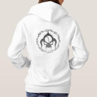 Seven deadly sins Women's Basic Hooded Sweatshirt