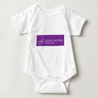 Seven Sisters Baby Outfit Baby Bodysuit